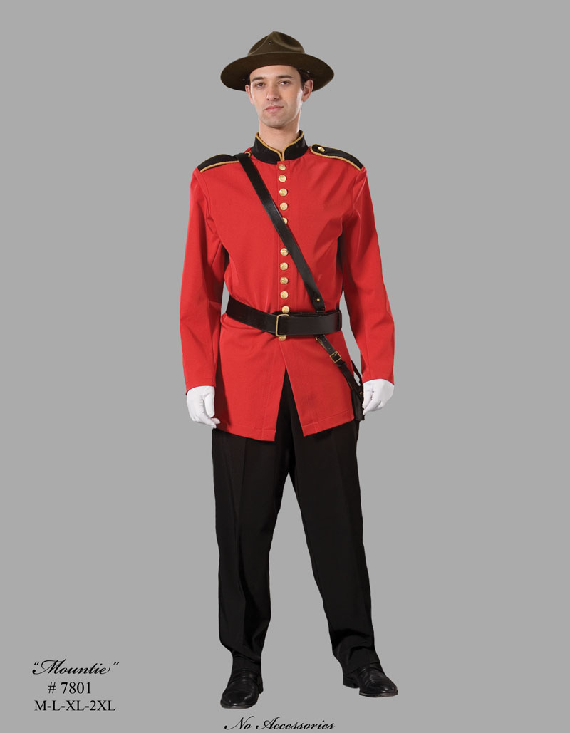 Mountie Costume