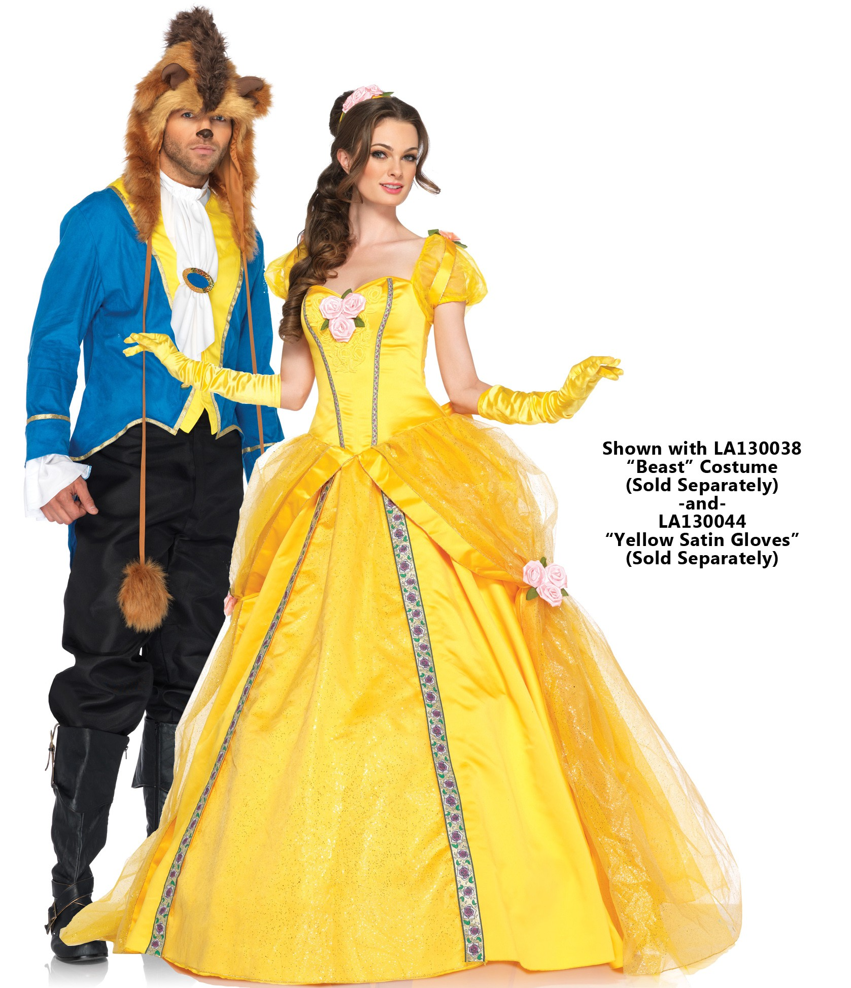 Deluxe Belle Costume  sc 1 st  Hollywood Costumes & Deluxe Belle Costume - Hollywood Costumes
