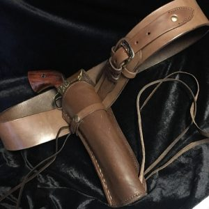 Gun holster and Belt