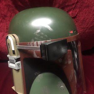 Star Wars Deluxe Boba Fett Helmet