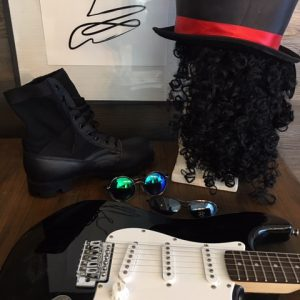 80's Rocker: Slash