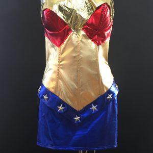 Wonder Woman Corset