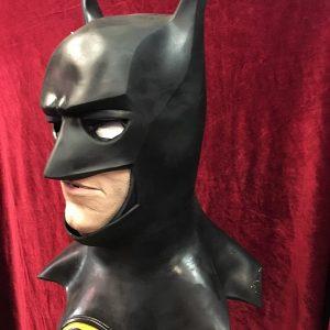 Tim Burton's Batman Mask with Cowl