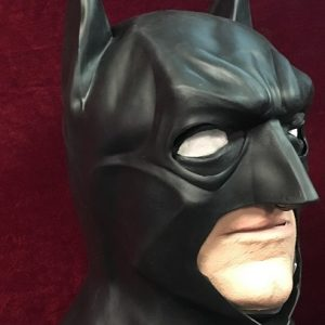 Deluxe Adult Batman Mask