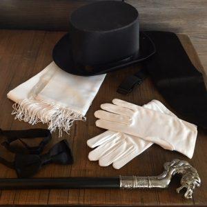 Turn of the Century Gentleman's Long Coat
