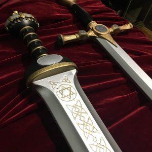 LARP Long Sword and Roman Sword