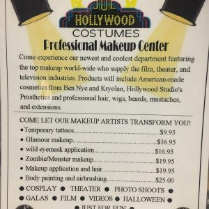 A Professional Makeup Experience!!