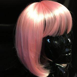Bob Style Wig- Pink