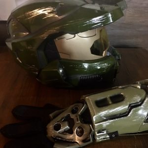 Halo- Master Chief Accessories