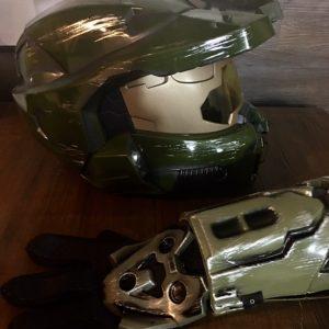 Halo- Master Chief Accessories