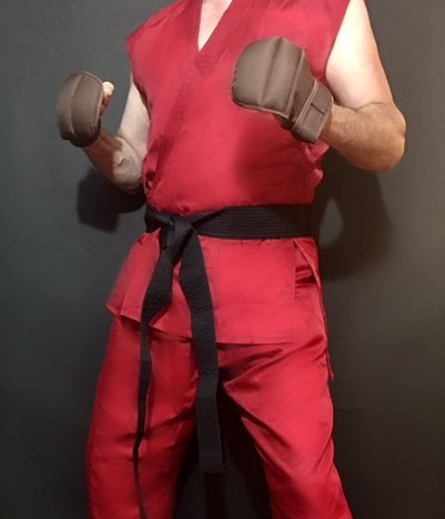 Street Fighter Ken Hollywood Costumes