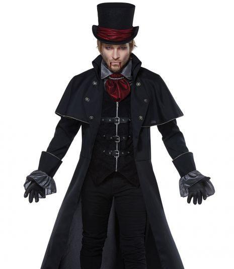 Victorian Gothic Male Vampire
