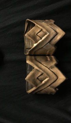 Amazon/Wonder Woman Arm Cuffs