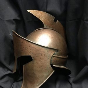 Authentic Battle Helmet
