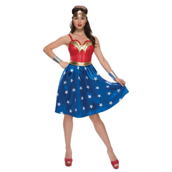 Wonder Woman - Hollywood Costumes-8729