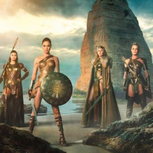 Amazons & Wonder Woman, Gods and Goddesses