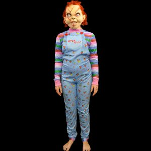 Chucky Costume with Mask