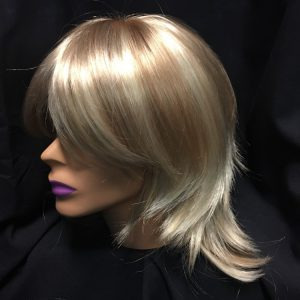 Short Blonde/Lt. Blonde Wig