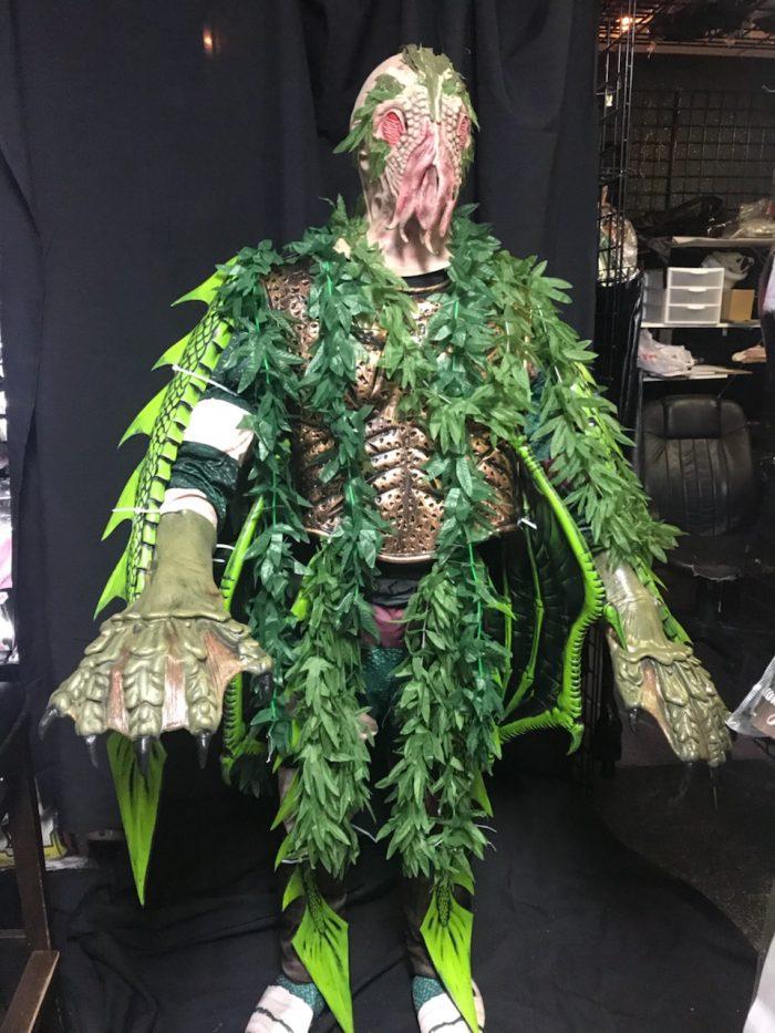 Custom Swamp Monster