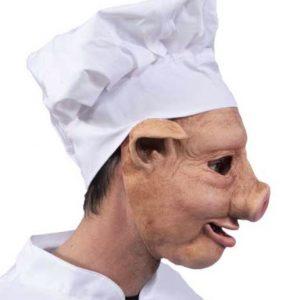 BBQ Pig Mask