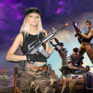 Amazing Costumes, Guns, & Video Game Battle Characters