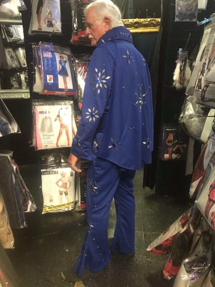 Custom Elvis