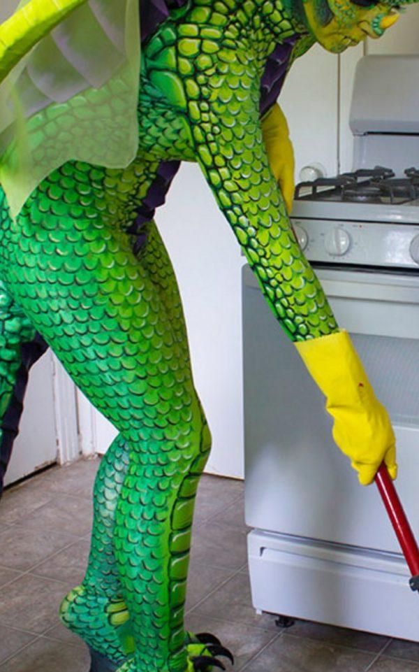 Dragon Suit – Custom